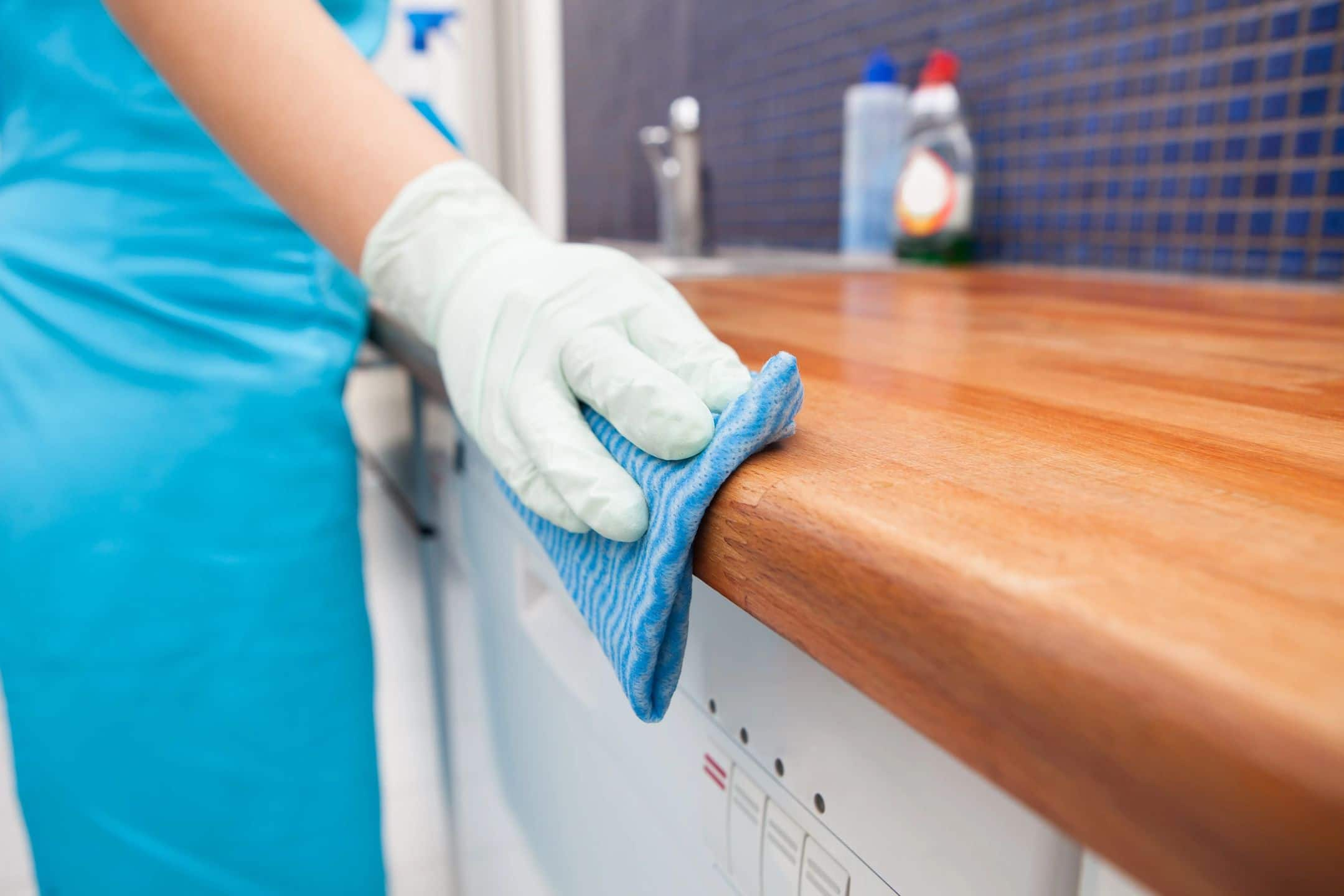 benefits of professional cleaning