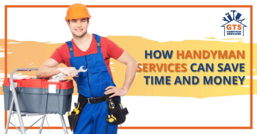 how handyman services can save time