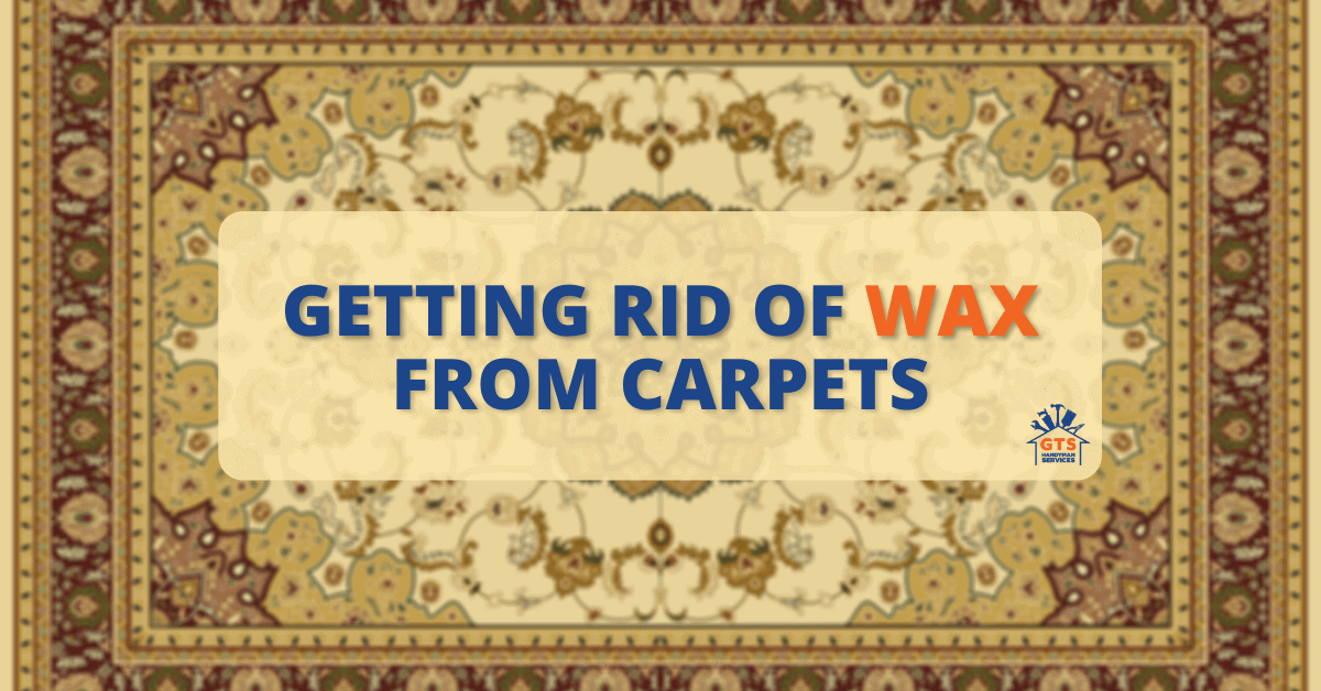 """Featured image for """"How to Get Wax Out of Carpet"""""""
